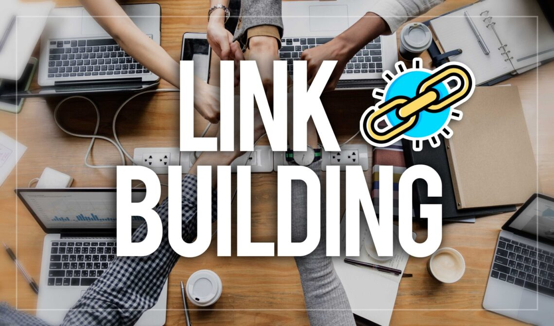 Link building strategy for business